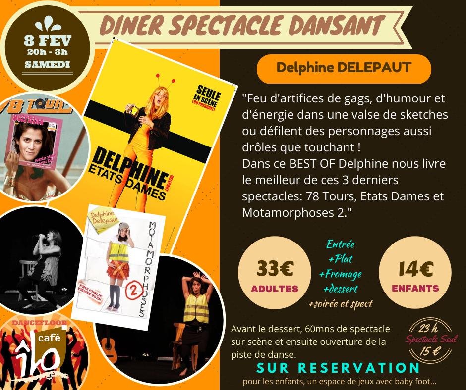 Delphine DELEPAUT