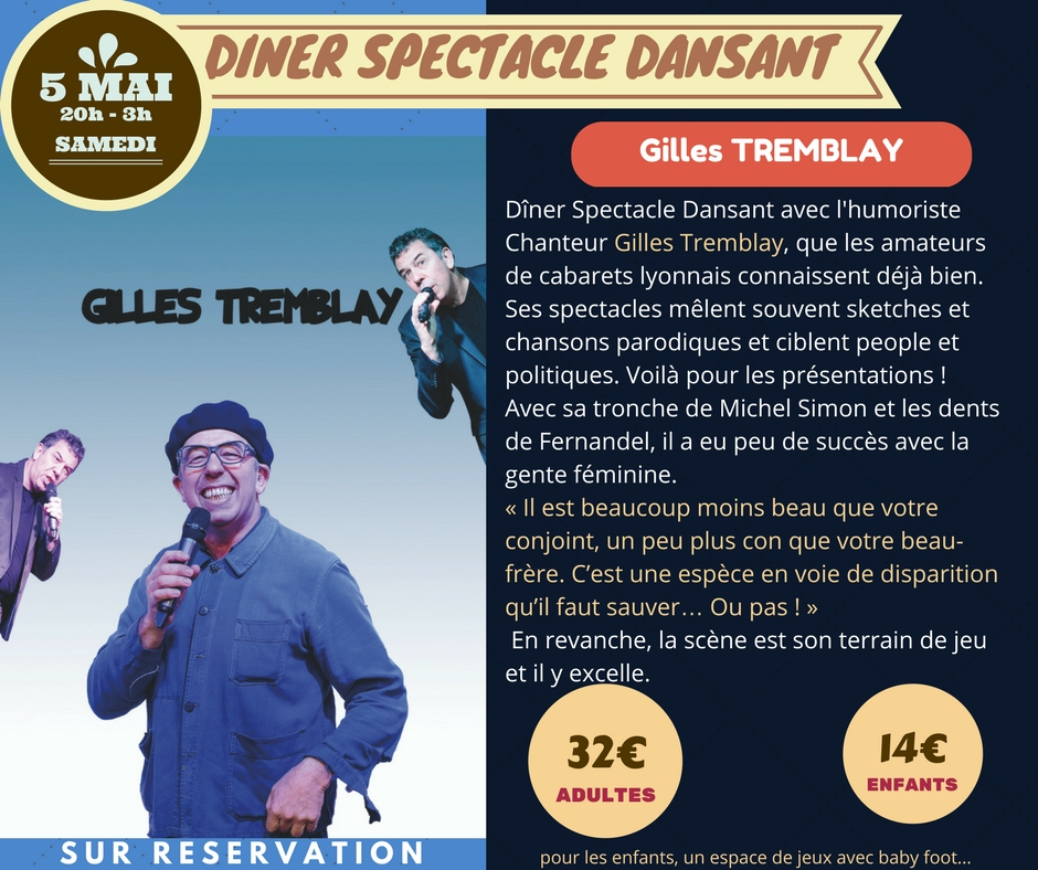 GILLES TREMBLAY (1)