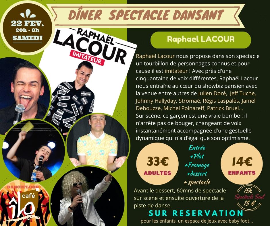 RAPHAEL LACOUR